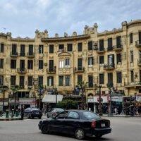 Downtown Cairo Egypt