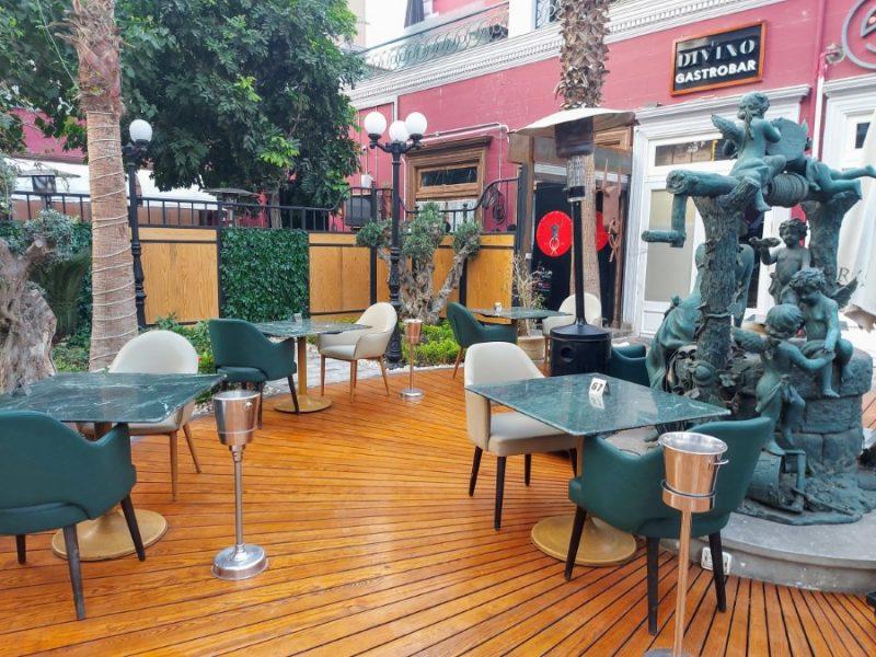 Restaurants in Cairo