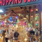 Street market in Sharm El Sheikh